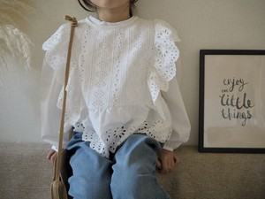 lace blouse for kids