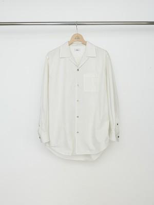 Allege Pigment Dye OP Shirt Off ALSTN-SH02