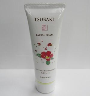 椿油を配合した洗顔フォーム(50g)【レターパック対応可※個数制限アリ】