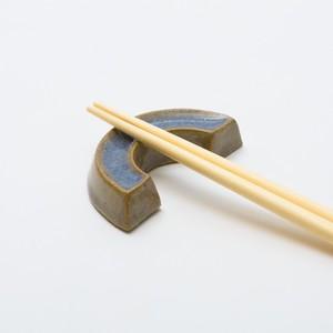 chopstick rest〈all bluegray〉
