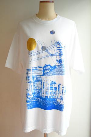 NO.418 宇都宮nanameの見えるTシャツ【栃木】