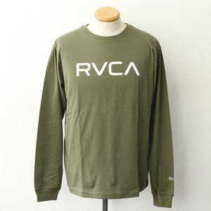 【RVCA】BIG RVCA LS TEE (Moss Green)
