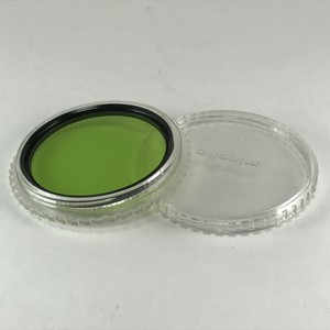 【New】Minolta GO(黄緑)フィルター 55mm