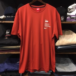 【NIKE LAB×PATTA】 -ナイキラボ-M TOP DRAGON RED