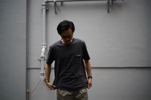 Jackman / marudou pocket T-shirt