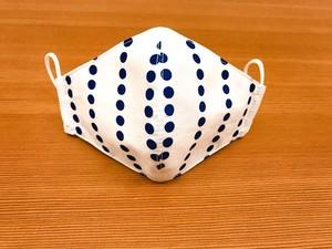 豆絞りマスク*大人用(M・L)子供用