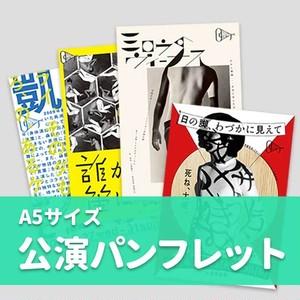 [パンフレット]〜2017年公演(A5サイズ)