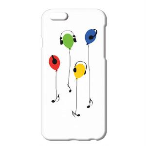 送料無料[iPhone ケース] music balloon