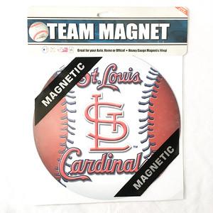 セントルイス カーディナルス St. Louis Cardinals マグネット MLB メジャーリーグ 2909