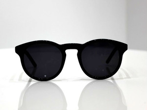 LARKIN01 SHINY BLACK