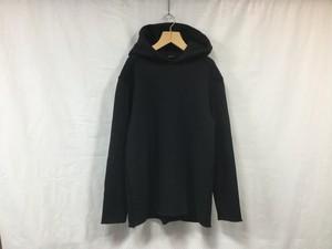 """semoh""""pullover hoodie black"""""""