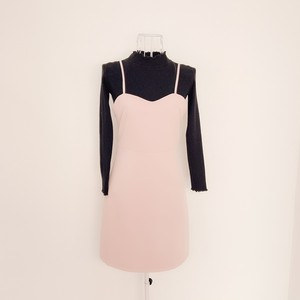 colour camisole OP(pink)