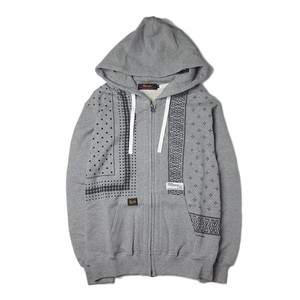 "UNRIVALED ""BP HOODED"" GRAY"