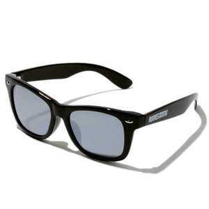 RUDIE'S / ルーディーズ | PHAT MIRROR SUNGLASSES : Black/Black