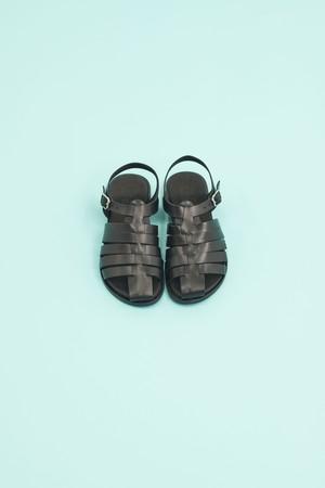 EDER SHOES Gurkha Sandals
