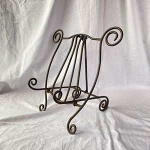 """French """"Art Deco"""" Style 1940~1950's Magazine/Book Stand"""