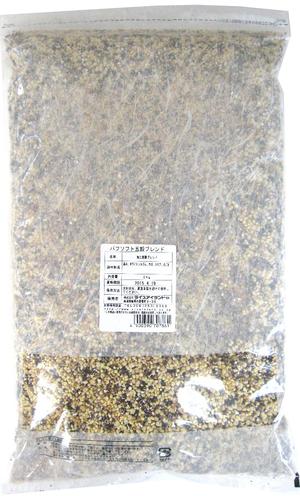 パフソフト 五穀ブレンド 2kg×2袋
