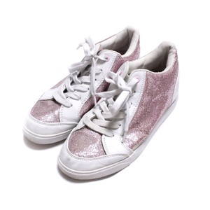 K-SWISS pink spangle sneaker