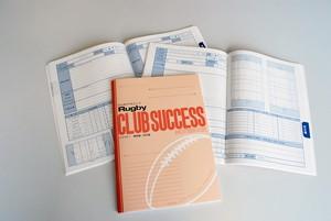 ラグビー/練習・試合編 CLUB SUCCESS® ノート