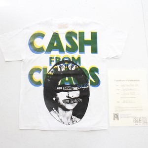 【SEDITIONARIES】CASH FROM CHAOS Tee
