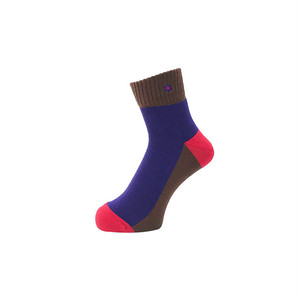 WHIMSY - 30/1 VERSE SOCKS (Brown)