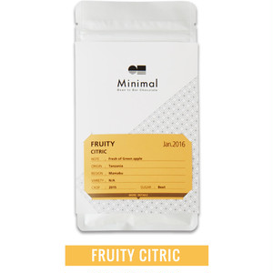 FRUITY CITRIC ボリビア 50g