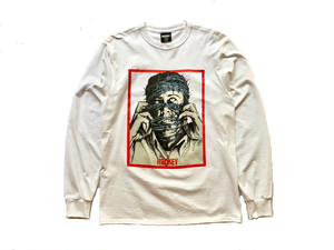 BARBWIRE L/S TEE / HOCKEY