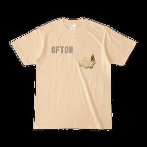 フカフカ雲のじじいTシャツ
