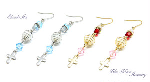 sweet*cross ピアス-2color-