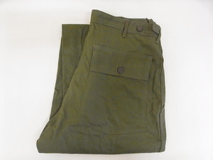 US ARMY/HBT FATIGUE PANTS(DEADSTOCK)