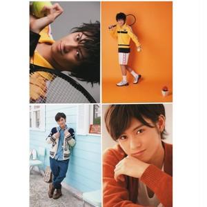切原赤也/原嶋元久 生写真 ミュージカル『テニスの王子様』 2ndシーズン 青学vs比嘉