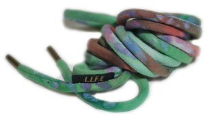 "Shoelace belt ""KK"""