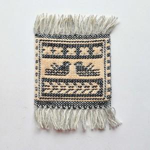 コースター ヤノフ村の織物 (20)