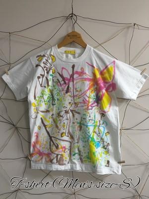 手描きTシャツ(ina0009tsh)
