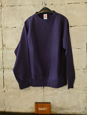 "CAB CLOTHING ""United Athle"" Reverse Weave Sweat Shirt"