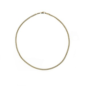 【GF1-22】16inch gold filled chain necklace