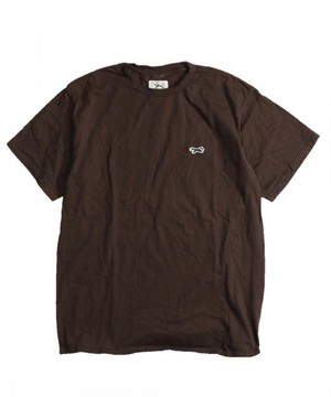 "PENNEY'S / ぺニーズ | "" THE FOX BASIC CREW SS TEE "" - darkbrown"