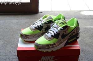 NIKE AIR MAX 90 DUCK CAMO GHOST GREEN