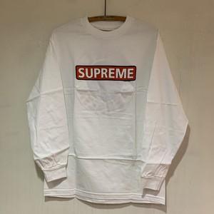Powell-Peralta™ Supreme L/S TEE WHITE