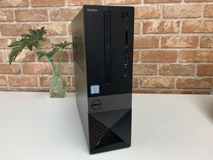【デスクトップパソコン】Dell Vostro3267 Intel(R) Core(TM) i3-6100 CPU @ 3.70GHz HDD1000GB(a670)