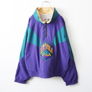 FILA multi-color anorak-jacket 1967