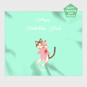 【HappyUnbirthday!Let's Dance!】マイクロファイバークロス