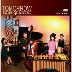 TOMORROW / TONE QUARTET  CD