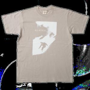 Craig Kelly Alaska Tシャツ ミルキーグレー サイズM