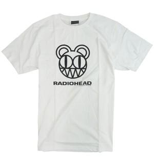 ROCK T-SHIRT 【Radiohead レディオヘッド マウス 】