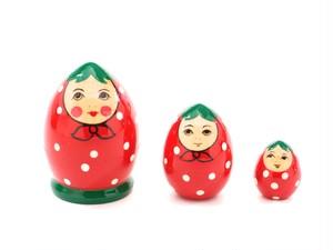 Strawberry 3 piece