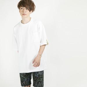 Drawstring T-shirt White