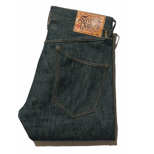Stevenson Overall Co. Monterey - 110 (ONE WASH) Indigo [SO-110]