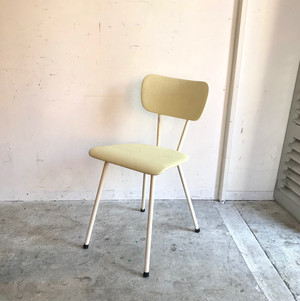 60's Vintage Kitchen Chair オランダ Mid Centuly