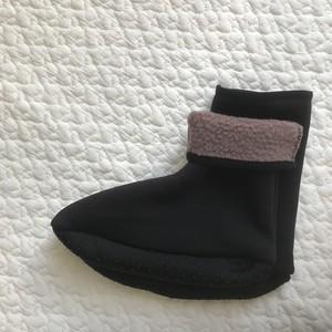 新品 韓国あったか靴下 ポソン ミドル丈 冷えとり靴下 ルームソックス ルームシューズ スリッパ